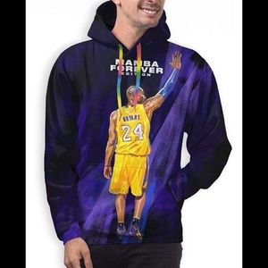 New Kobe Bryant The Great Mamba Sweater NWT